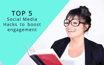 Boost Engagement with my Top 5 Social Media Hacks