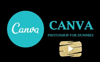 Canva, Photoshop for Dummies