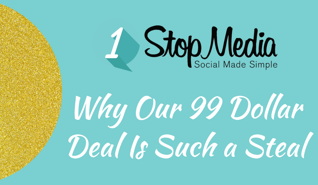 Why Our 99 Deal is a Steal!